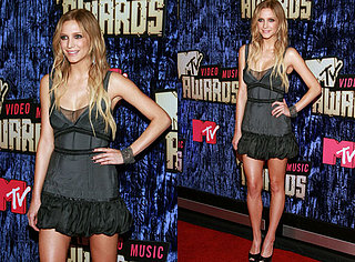 MTV Video Music Awards: Ashlee Simpson