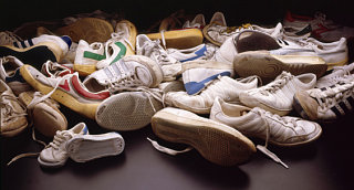 The How-To Lounge: Preventing Smelly Shoes
