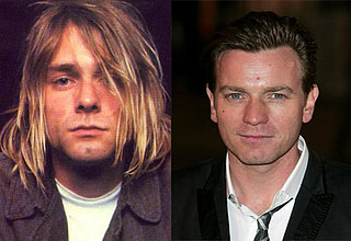 Ewan McGregor May Play Kurt Cobain