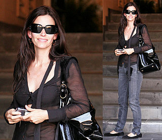 Courteney Cox Is Loved