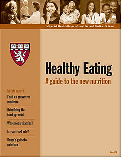 Harvard's Guide to Healthy Eating