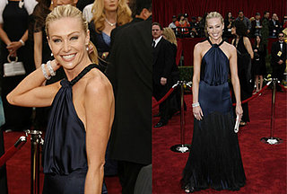 Oscars Red Carpet: Portia de Rossi