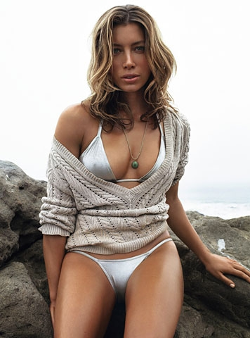 Jessica Biel is the Second Sexiest Woman in the World
