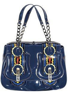 Fendi Blue Patent Leather B Bag: Love It or Hate It?
