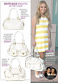 More White Hot Spring Handbags!