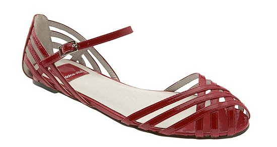Trend Alert: Fruit Stripe Flats
