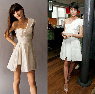 Who Wore It Better? Kate Moss/Topshop White Dress