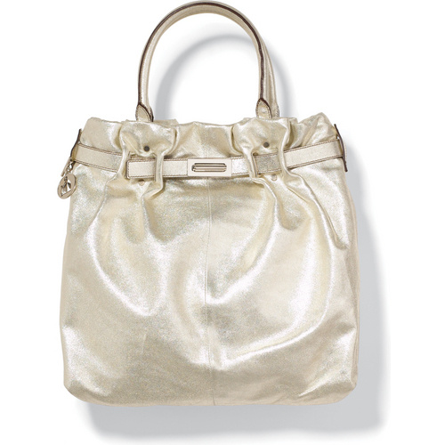 The Bag To Have: Lanvin Metallic Kentucky Tote
