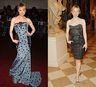 Which Renee/Carolina Herrera Look is Most Fab?