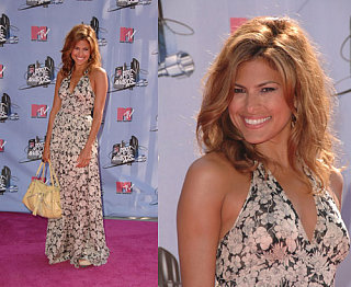 MTV Movie Awards: Eva Mendes