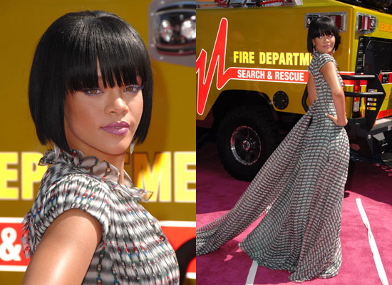 MTV Movie Awards: Rihanna