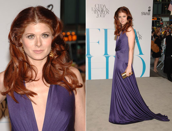 2007 CFDA Awards: Debra Messing