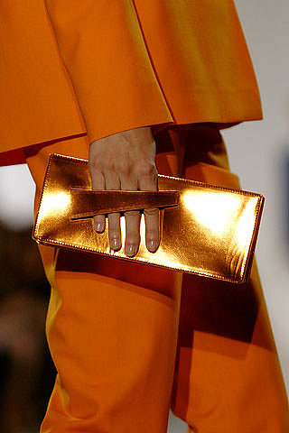 Jil Sander Metallic Purse: Love It or Hate It?
