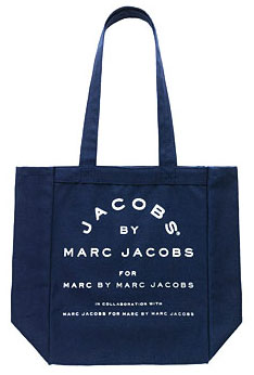 On Our Radar: Marc by Marc Jacobs Canvas Tote