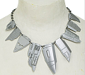Mended Veil Spaceship Wreck Necklace: Love It or Hate It?
