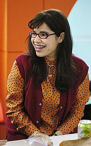 Fab Flash: Ugly Betty - The Reality Version?