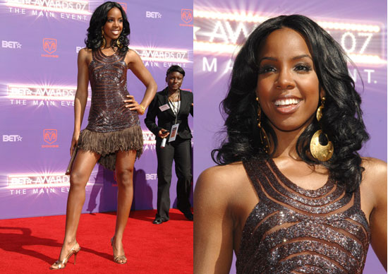 BET Awards: Kelly Rowland