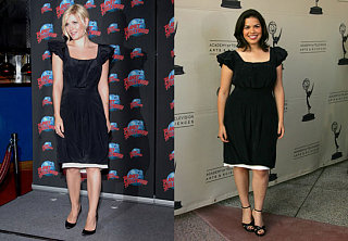 Who Wore It Better? Black Thakoon Dress