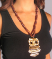 Rachel May Wood Owl Necklace: Love It or Hate It?