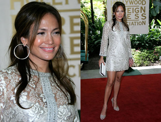HFPA Luncheon: Jennifer Lopez