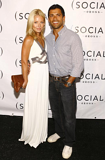 Power Couple: Kelly Ripa & Mark Consuelos