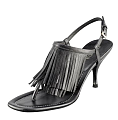 Prada Fringe Gunmetal Thong Sandal: Love It or Hate It?