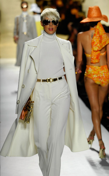 New York Fashion Week, Spring 2008: Michael Kors