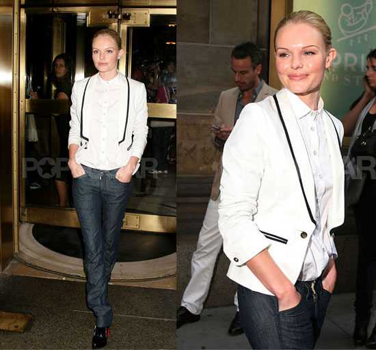 Celebrity Style: Kate Bosworth