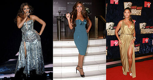 Beyonce, One of the Best-Dressed Celeb of 2007?