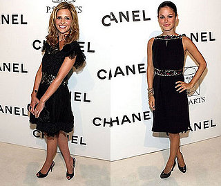 Battle of the Chanel: Gellar vs. Bilson