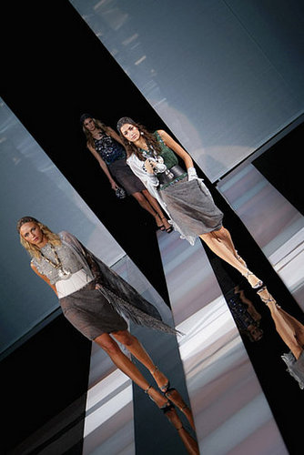 Milan Fashion Week, Spring 2008: Giorgio Armani