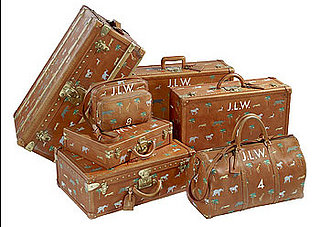On Our Radar: Special Edition Vuitton Luggage Auction