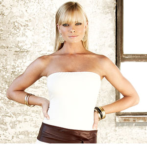 Fab Flash: Jaime Pressly Rolls Out J'aime Collection