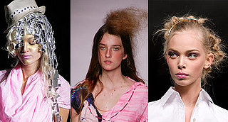 Which Parisian High-Style Hairstyle Do You Like Most?