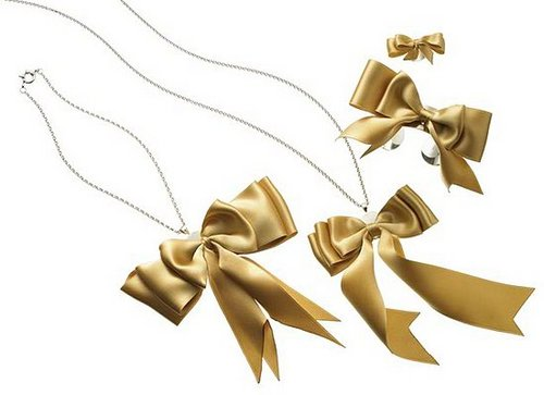 Fabworthy: Yarborough Silk Satin Ribbon Jewelry