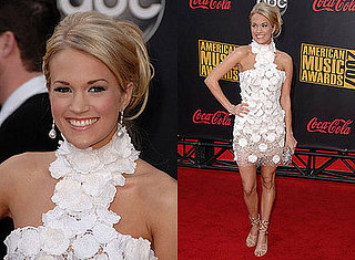 2007 American Music Awards: Carrie Underwood