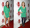 Who Wore It Better? Green Rory Beca Silk Tie Dress 