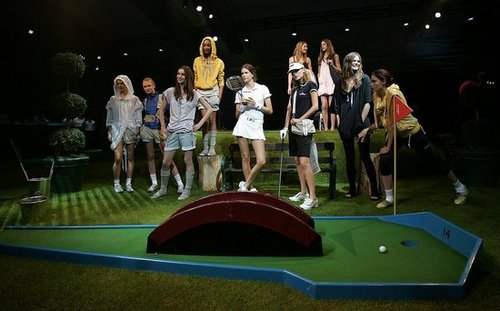 Fore: Stella McCartney Adds Golf to Adidas Line