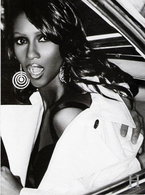 Fab Flash: Iman's Global Chic