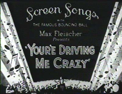 You're.. Driving.. Me.. Crazy, BABY!!!