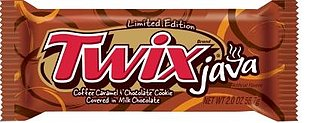 Yummy Link: Twix Java Coming Soon