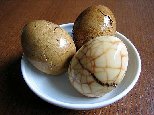Chinese tea eggs: These are so easy and simple to make!