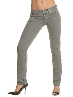 GUESS: Women: Denim Guide: All Denim: Granite Daredevil Skinny