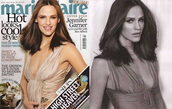 Jennifer Garner's Sort Of Rags to Riches