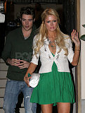 Paris Green Dress4