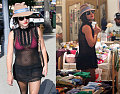 Britney Dances, Shops, and Speeds Her Weekend Away