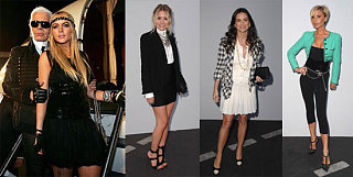 Lucky Ladies Check out the Chanel Cruise Show
