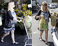Super Pregnant Naomi Watts Lands in LA