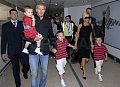 The Beckhams Are On Their Way to LA!!
