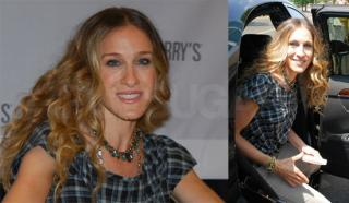 SJP Enjoying Her Time In Flats...For Now
